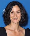 Carrie-Anne Moss Hairstyles