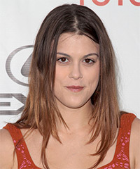 Lindsey Shaw - Long Straight