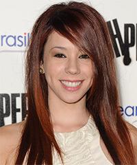 Jillian Rose Reed Hairstyle