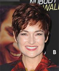 Carolyn Hennesy Hairstyle