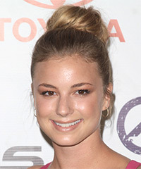 Emily VanCamp - Updo Long