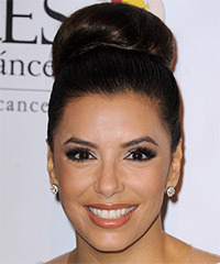 Eva Longoria - Updo Long Wedding