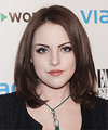 Elizabeth Gillies Hairstyles