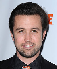 Rob McElhenney Hairstyle