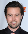 Rob McElhenney Hairstyles