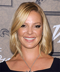 Katherine Heigl - Straight Bob