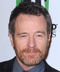 Bryan Cranston Hairstyle - click to view hairstyle information