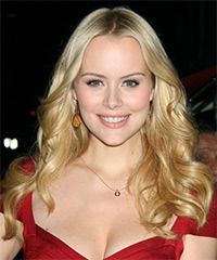 Helena Mattsson Hairstyle