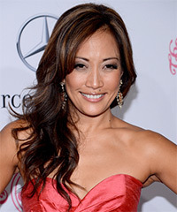 Carrie-Ann Inaba Hairstyles