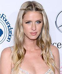 Nicky HIlton - Long Braided