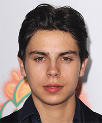 Jake T Austin Hairstyle - click to view hairstyle information