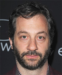 Judd Apatow Hairstyles