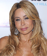 Faye Resnick Hairstyle - click to view hairstyle information