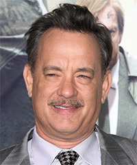 Tom Hanks Hairstyle - click to view hairstyle information