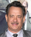 Tom Hanks Hairstyle