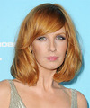Kelly Reilly Hairstyle