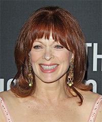 Frances Fisher - Medium Straight