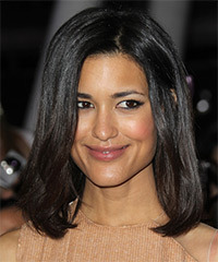 Julia Jones Hairstyle