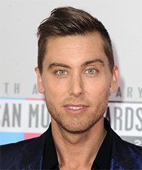 Lance Bass Hairstyles