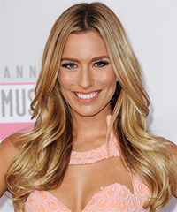 Renee Bargh Hairstyle