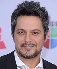 Alejandro Sanz  Hairstyle - click to view hairstyle information
