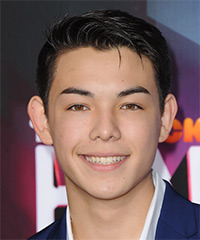 Ryan Potter Hairstyle - click to view hairstyle information