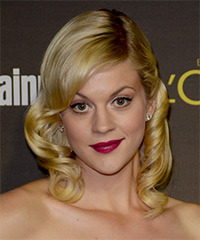 Georgia King Hairstyle - click to view hairstyle information