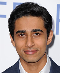 Suraj Sharma Hairstyle