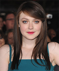 Dakota Fanning Hairstyle - click to view hairstyle information