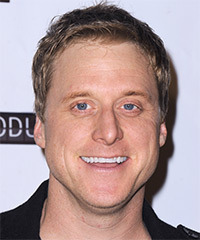 Alan Tudyk - Short Straight