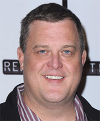 Billy Gardell Hairstyle - click to view hairstyle information