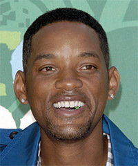 Will Smith Hairstyle - click to view hairstyle information