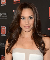 Meghan Markle Hairstyle - click to view hairstyle information