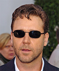 Russell Crowe Hairstyle - click to view hairstyle information