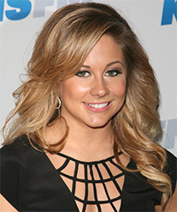 Shawn Johnson Hairstyle