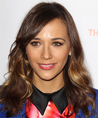 Rashida Jones Hairstyle