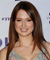 Ellie Kemper Hairstyle