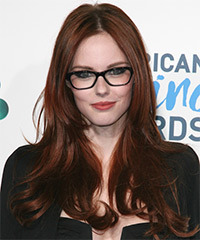 Alyssa Campanella Hairstyle - click to view hairstyle information