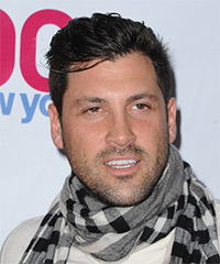 Maksim Chmerkovskiy Hairstyle - click to view hairstyle information
