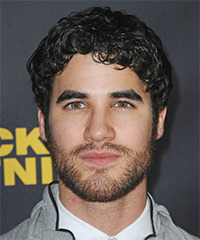 Darren Criss - Curly