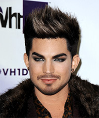 Adam Lambert Hairstyle - click to view hairstyle information