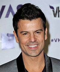 Jordan Knight Hairstyle - click to view hairstyle information