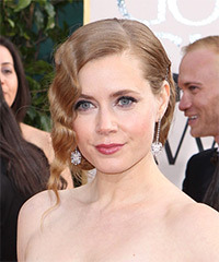 Amy Adams - Curly Wedding