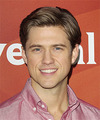 Aaron Tveit Hairstyles