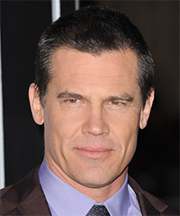 Josh Brolin Hairstyles