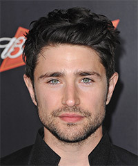 Matt Dallas Hairstyle - click to view hairstyle information
