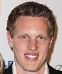 David Ellison Hairstyles