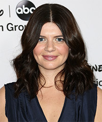 Casey Wilson Hairstyle