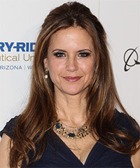 Kelly Preston - Half Up Long