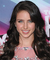 Ryan Newman Hairstyle